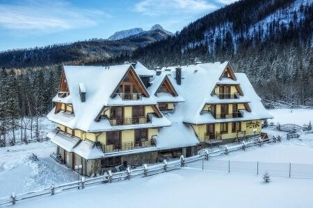 Hotel Kościelisko - Eco Tatry