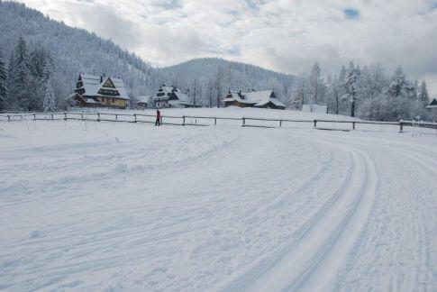 Koscielisko zima