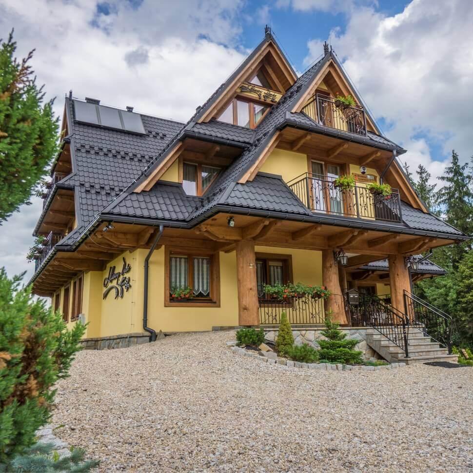 Wakacje w górach - Eco Tatry Hotel