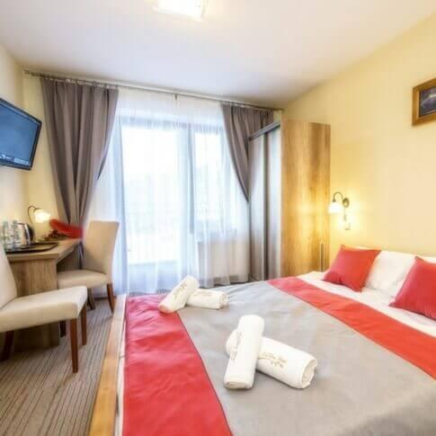 Wakacje w górach - Pokój Eco Tatry Hotel