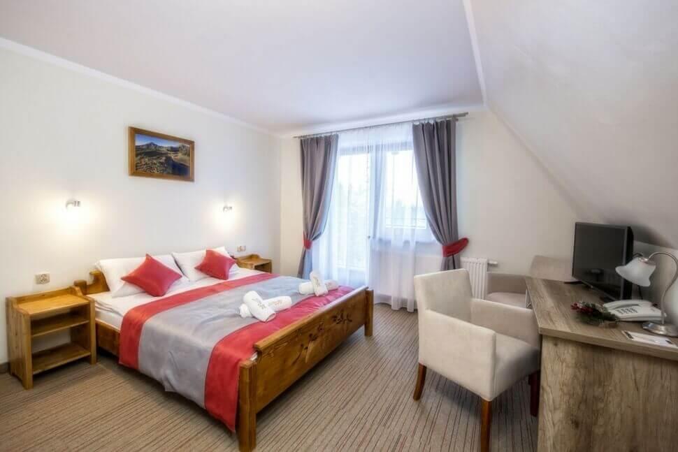 Hotel Tatry Eco rezerwacja pokoj