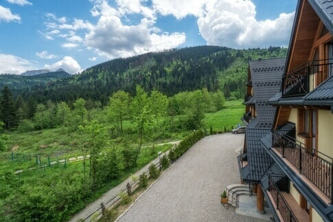 Hotel Tatry Eco - rezerwacje pokoi