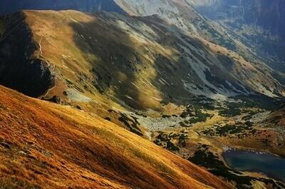 Jesień 2017 w Tatrach
