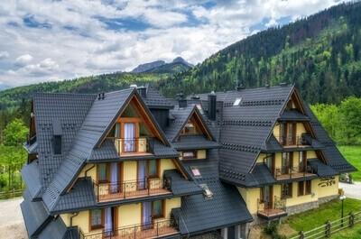 Jesień 2017 w gorach - hotel
