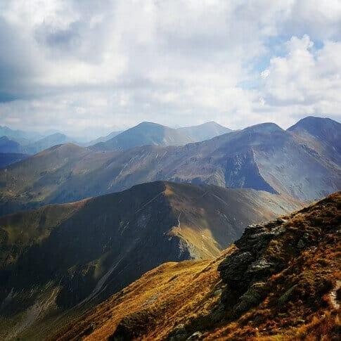 Jesień góry