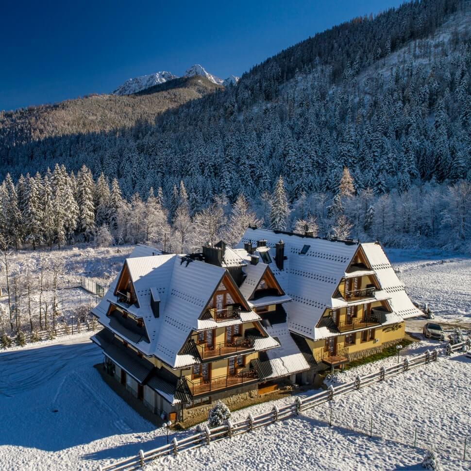 Hotel w górach - Promocja Black Friday