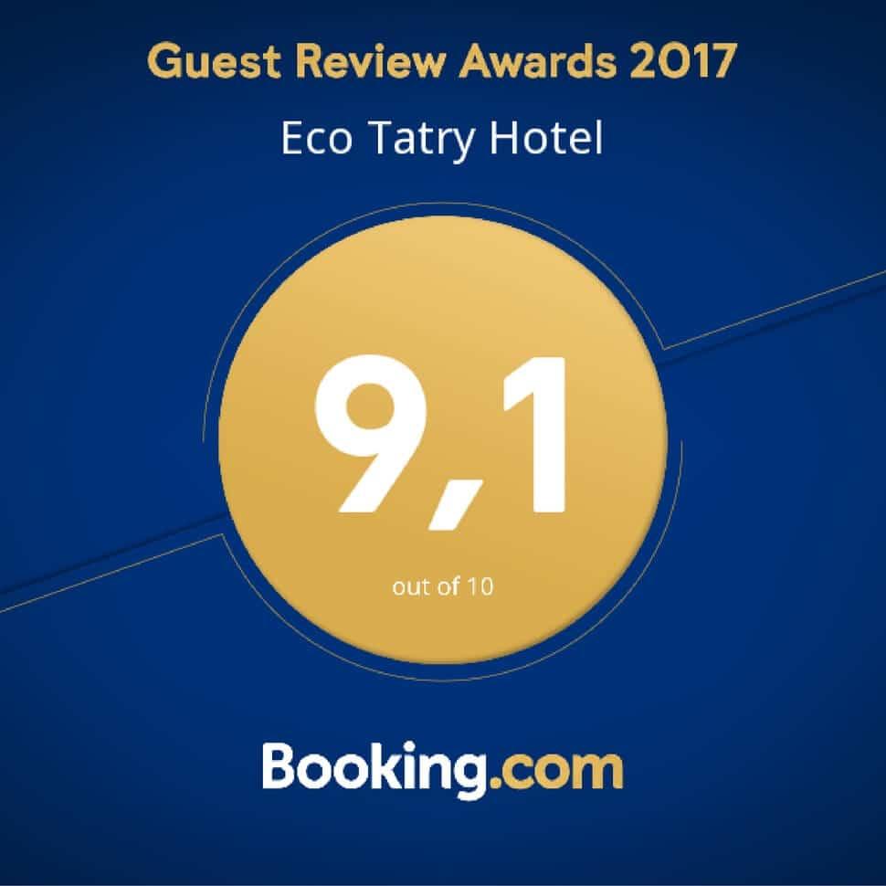 Opinie o Eco Tatry Hotelu