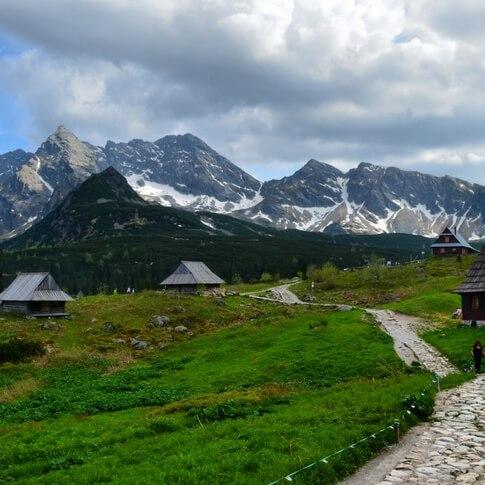 Oferta dla singli - Eco hotel w górach