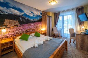 EcoHotelTatry pokoj 2-osobowy comfort