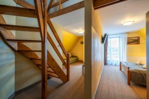 pokoj family chalet suite